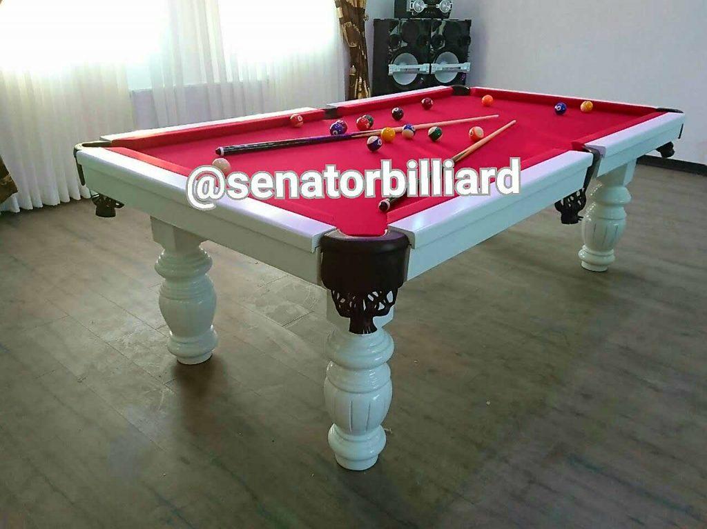 میز بیلیارد سبک کلاسیک
